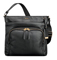Tumi Voyageur Black Capri Leather Crossbody