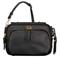Tumi Voyageur Black Luanda Leather Flight Bag