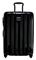 Tumi V3 Black Short Trip Expandable Packing Case