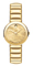 Movado Sapphire Yellow Gold PVD Womens Watch