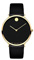 Movado Museum 70th Anniversary Special Edition Yellow Gold Mens Watch