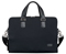 Tumi Harrison Black Seneca Slim Brief