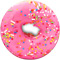 PopSockets Pink Donut Phone Grip
