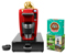 Keurig K15 Chili Red Ultimate Bundle