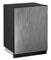 "U-Line 1000 Series 24"" Integrated Solid Convertible Freezer"