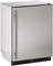 "U-Line 1000 Series 24"" Stainless Steel Outdoor Refrigerator"