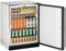 "U-Line 1000 Series 24"" Stainless Steel Outdoor Refrigerator"