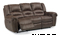 Flexsteel Downtown Fabric Power Reclining Sofa