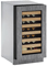 "U-Line 18"" 2000 Series Panel Ready Wine Captain Cooler"