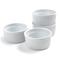 Norpro 4-Piece Porcelain Ramekins Set