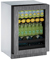 "U-Line 24"" Modular 3000 Series Panel Ready Beverage Center"
