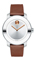 Movado Bold Stainless Steel Unisex Watch