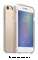 Mophie Gold Gradient Hold Force Base Case For iPhone 7