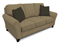 England Paxton Grande Pweter Sofa