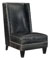 Bernhardt Driscoll Leather Chair