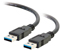 Cables To Go 9.8Ft. USB 3.0 A Male To A Male Cable