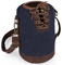 Picnic Time Growler Navy Tote