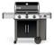 Weber Genesis II LX E-340 Black Liquid Propane Gas Outdoor Grill