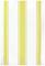 """MUkitchen 20"""" X 30"""" Cotton Classic Chiffon Stripe Dishtowel"""