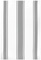 "MUkitchen 20"" X 30"" Cotton Classic Nickel Stripe Dishtowel"