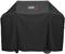 Weber Genesis II Premium Black 3 Burner Grill Cover