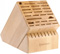 Wusthof 35-Slot Grand Natural Knife Block