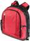 Picnic Time Red PT-Navigator Stadium Seat & Cooler Backpack