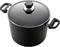 Scanpan Classic Black 7.5 Qt. Stock Pot