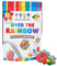 Dylans Candy Bar Good-To-Go Over The Rainbow Gummy Pouch