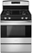 "Amana 30"" Stainless Steel Freestanding Gas Range"