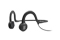 AfterShokz Sportz Titanium Onyx Black Headphones