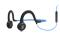 AfterShokz Sportz Titanium Ocean Blue Headphones