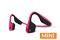 AfterShokz Trekz Titanium Mini Wireless Stereo Pink Headphones