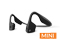 AfterShokz Trekz Titanium Mini Bluetooth Stereo Slate Gray Headphones