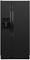 Amana Black Side-By-Side Refrigerator