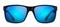 Maui Jim Red Sands Matte Black Blue Hawaii Unisex Sunglasses