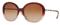 Burberry Round Bordeaux Gradient Pink Womens Sunglasses
