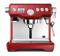 Breville The Dual Boiler Cranberry Red Espresso Maker