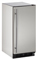 "U-Line 15"" Stainless Steel 1000 Series Ice Machine"