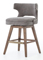 Four Hands Dark Moon Canvas Task Bar And Counter Stool