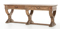 Four Hands Bleached Pine Sergio Console Table
