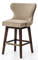 Four Hands Hyde Clay Julie Swivel Counter Stool
