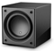 "JL Audio Dominion d110-Gloss 10"" Powered Subwoofer"