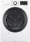 LG White Ventless Electric Dryer