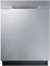 "Samsung 24"" Stainless Steel Built-In Dishwasher"