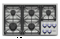 "Dacor Discovery 36"" White High Altitude Liquid Propane Gas Cooktop"