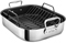 All-Clad Stainless Steel Large Nonstick Roasting Pan With Rack