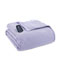 Shavel Micro Flannel Full Amethyst Electric Heated Comforter Blanket
