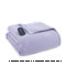 Shavel Micro Flannel Queen Amethyst Electric Heated Comforter Blanket