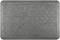 WellnessMats Estates Collection 3x2 Trellis Silver Leaf Mat